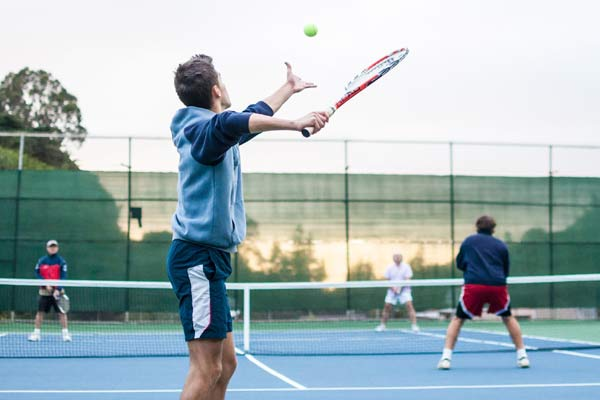 5 tips on Preventing Tennis Injuries