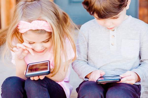Preventing Tech Neck In Your Children