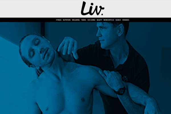 Review: A Sports Massage at Thrive