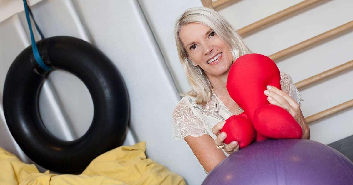 Liesbeth Krebbers - Paediatric Physiotherapist