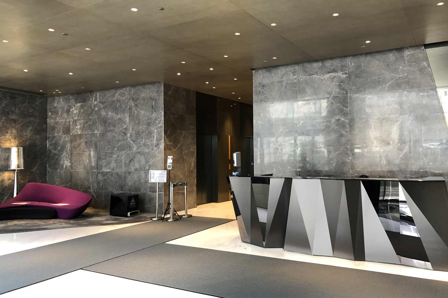 Thrive by PhysioCentral - Building Foyer
