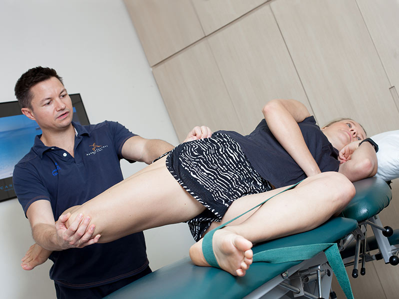 Stretching and Massage